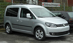 volkswagen caddy #1