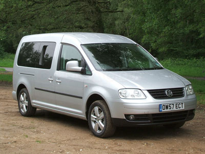 volkswagen caddy #2
