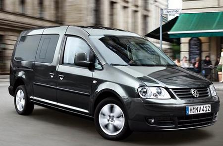 volkswagen caddy life 1.6 #2