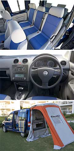 volkswagen caddy life 1.6 #3
