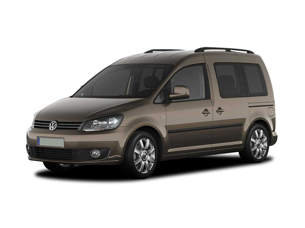 volkswagen caddy life 1.6 #6