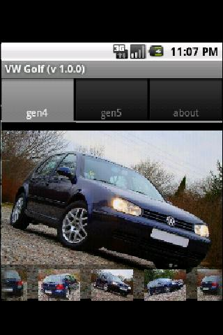 volkswagen golf 1.0 #4