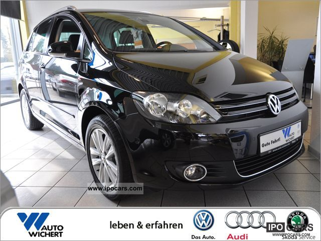 volkswagen golf plus 1 2 tsi photos and comments www. Black Bedroom Furniture Sets. Home Design Ideas
