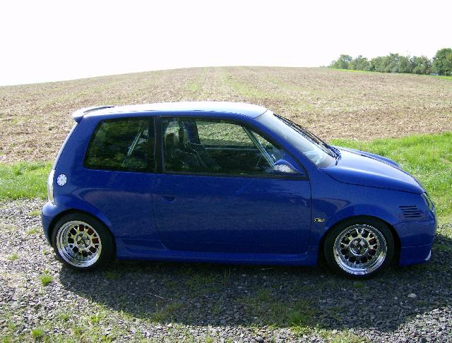 volkswagen lupo 1 0 photos and comments