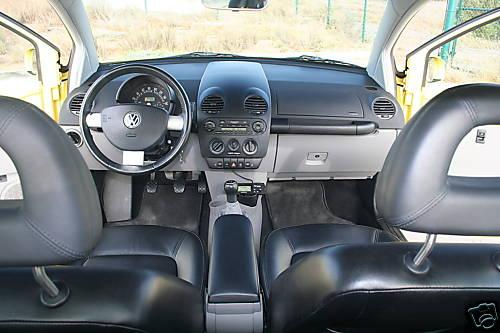 volkswagen new beetle 1.8 turbo #0