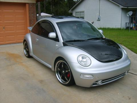 volkswagen new beetle 1.8 turbo #3