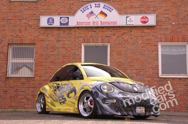 volkswagen new beetle 1.8 turbo #5