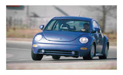 volkswagen new beetle 1.8 turbo #7
