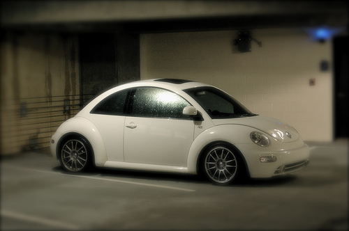 volkswagen new beetle 1.8 turbo #8