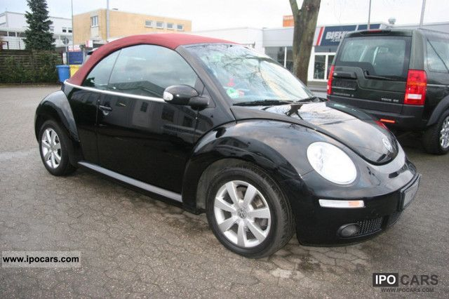 volkswagen new beetle cabriolet 1 9 tdi photos and comments. Black Bedroom Furniture Sets. Home Design Ideas
