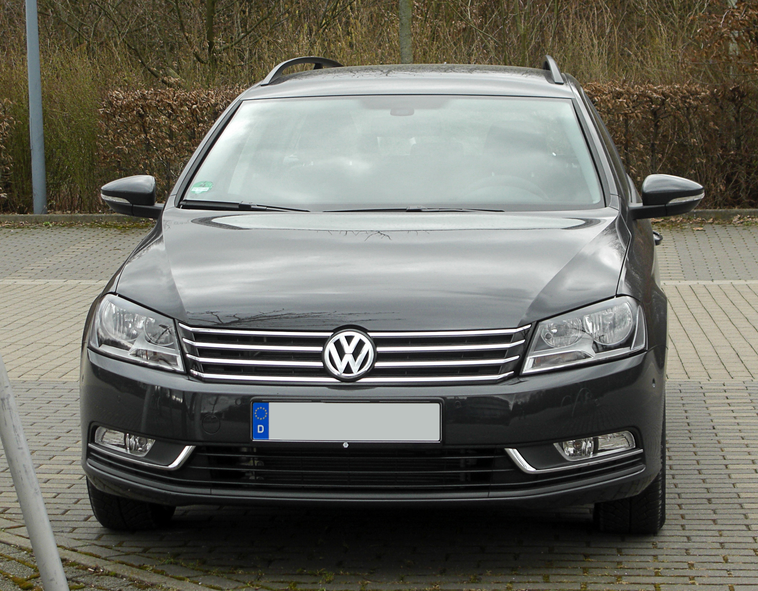 volkswagen passat variant 2 0 tdi trendline photos and comments. Black Bedroom Furniture Sets. Home Design Ideas