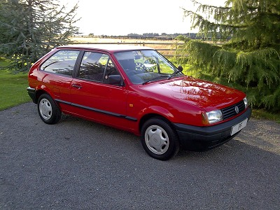 volkswagen polo 1.3-pic. 3