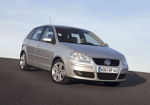 volkswagen polo 1.4 at-pic. 1