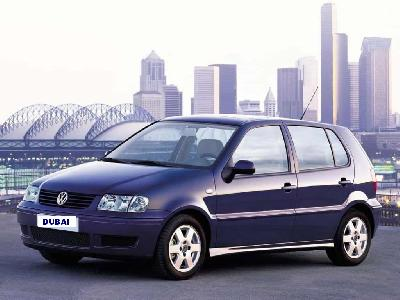 volkswagen polo 1.4 at-pic. 3
