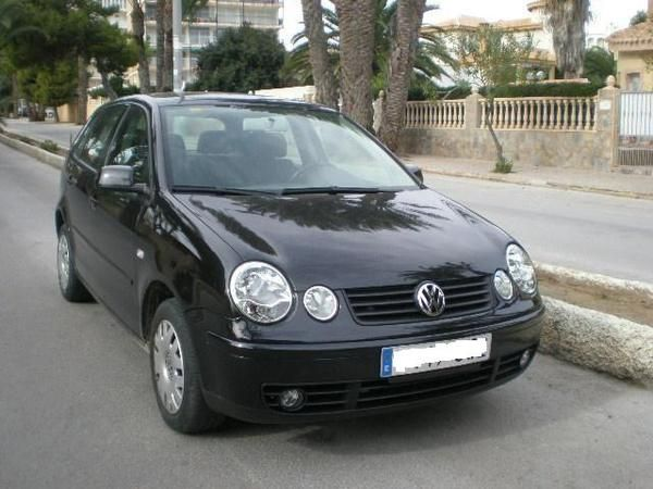 volkswagen polo 1 4 tdi trendline photos and comments. Black Bedroom Furniture Sets. Home Design Ideas