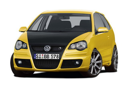 volkswagen polo 1.8-pic. 3