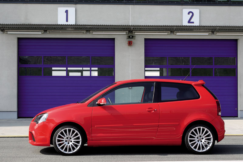 volkswagen polo 1.8 gti cup edition-pic. 3