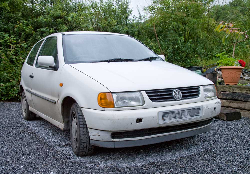 volkswagen polo 1.9 d-pic. 3