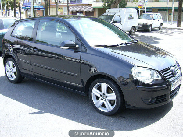 volkswagen polo 1 9 tdi sportline photos and comments. Black Bedroom Furniture Sets. Home Design Ideas