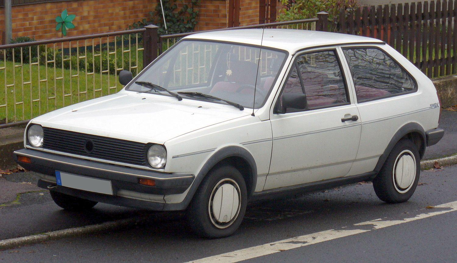 volkswagen polo coupe-pic. 1