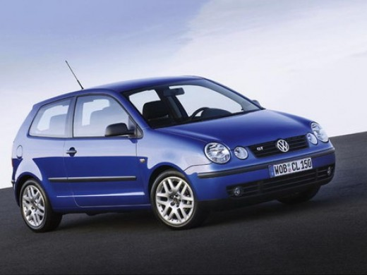 volkswagen polo gt-pic. 2