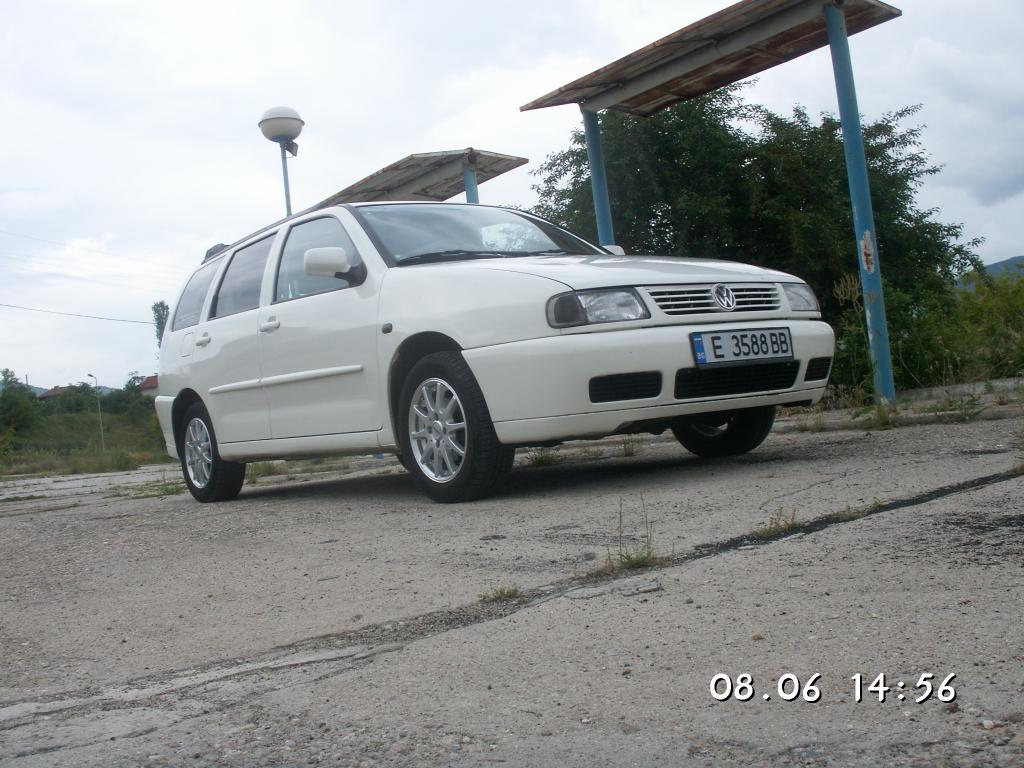 volkswagen polo variant-pic. 1