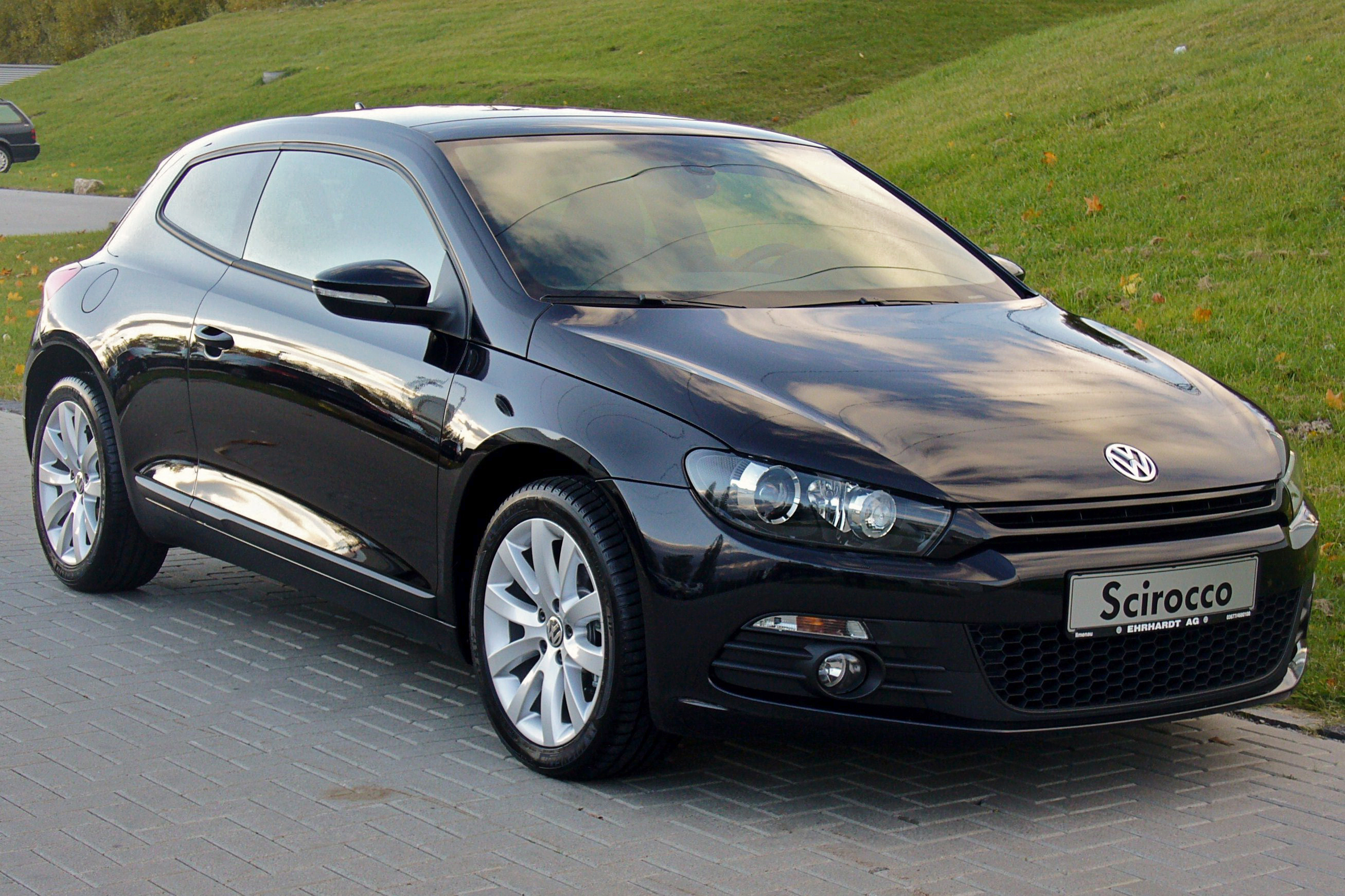volkswagen scirocco 1 4 tsi photos and comments www. Black Bedroom Furniture Sets. Home Design Ideas