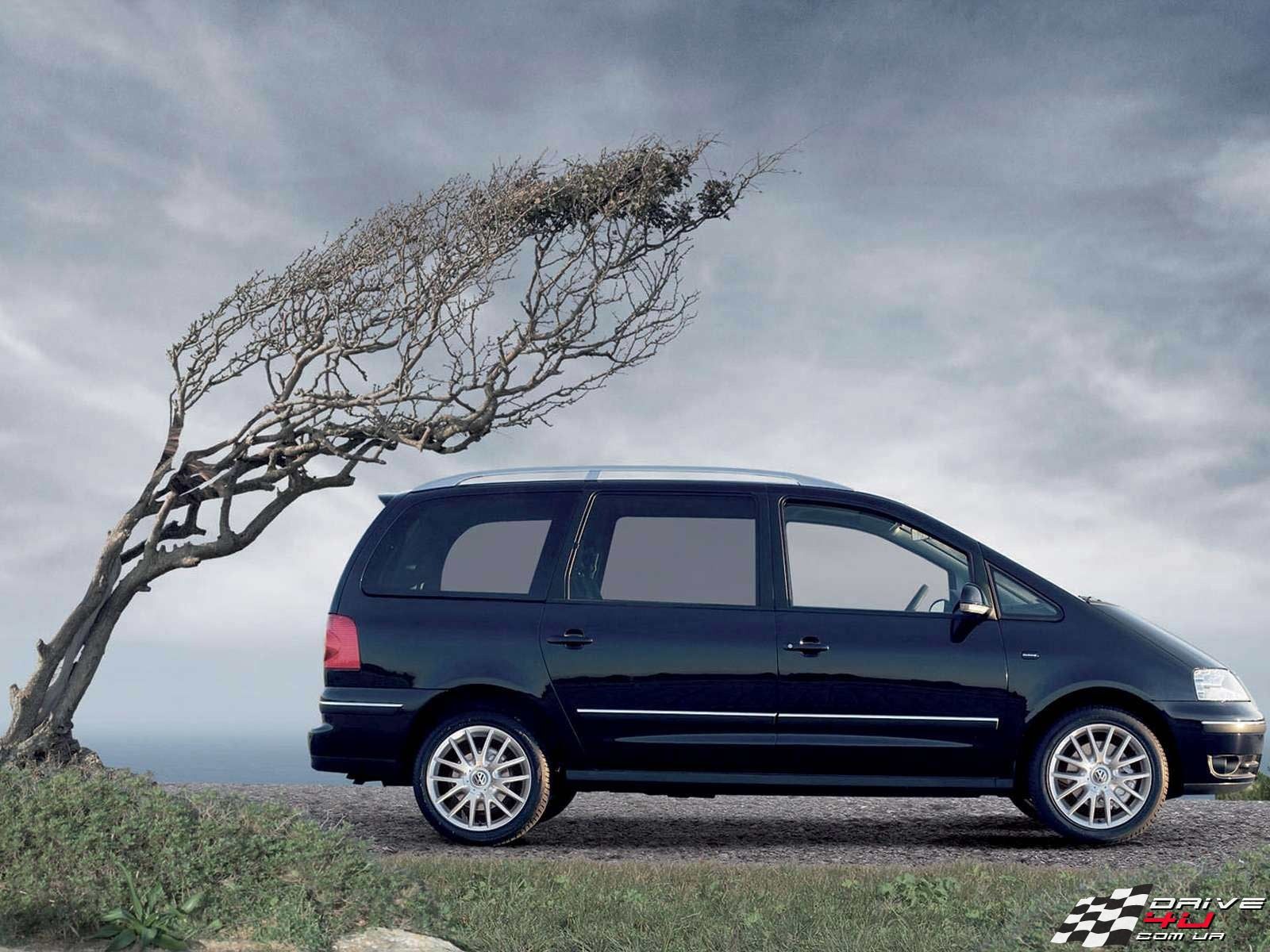 volkswagen sharan 1 8 t photos and comments. Black Bedroom Furniture Sets. Home Design Ideas
