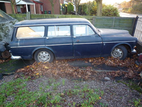 volvo 121 estate #2