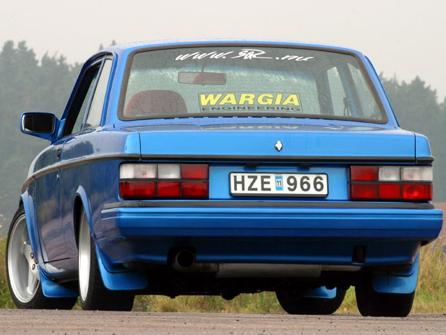 volvo 240 turbo-pic. 1