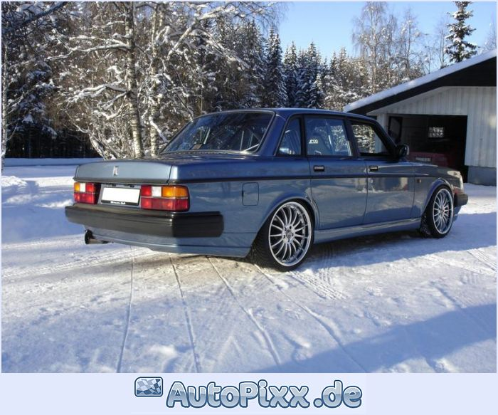 volvo 240 turbo-pic. 2