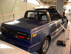 volvo 480 convertible-pic. 3