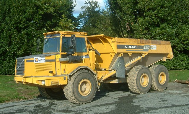 volvo a 25-pic. 1