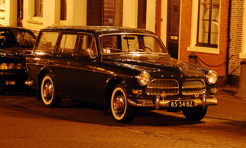 volvo amazon stationcar