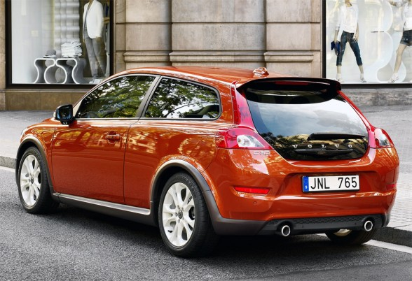 volvo c30 1.6d drive-pic. 3