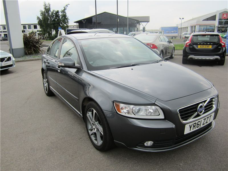 volvo s40 d2 drive #1