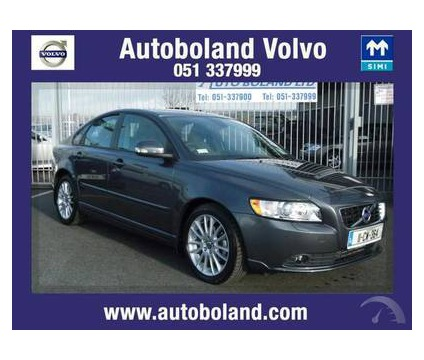 volvo s40 d2 drive #2