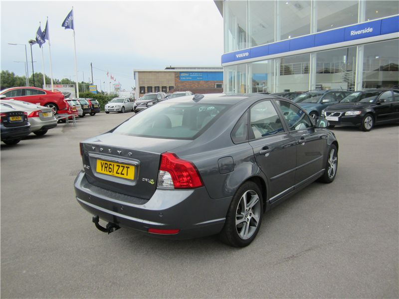 volvo s40 d2 drive #3