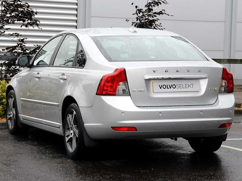 volvo s40 d2 drive #4