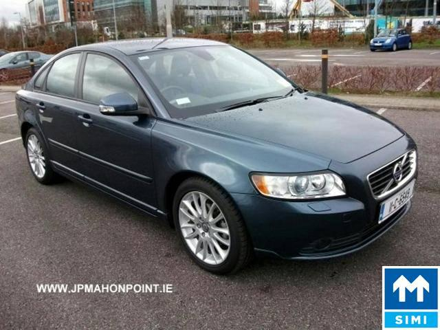 volvo s40 d2 drive #5