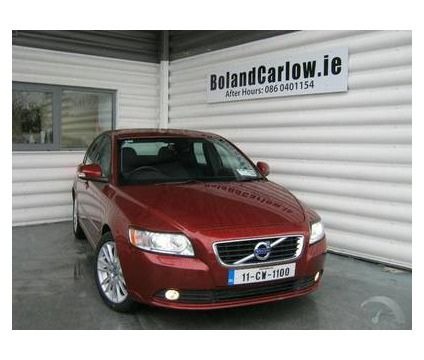 volvo s40 d2 drive #6