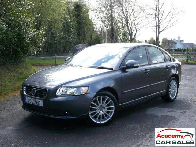 volvo s40 d2 drive #7