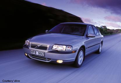 volvo s80 2.9 executive-pic. 2