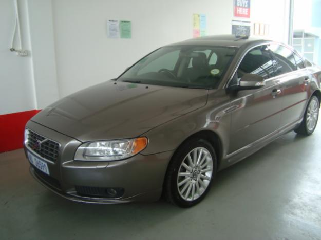 volvo s80 d5 geartronic-pic. 1