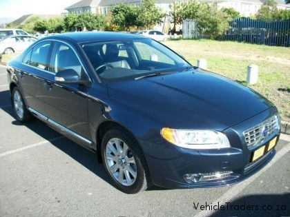 volvo s80 d5 geartronic-pic. 2