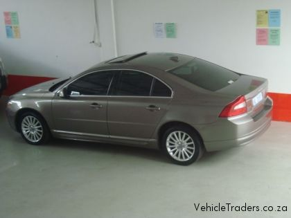 volvo s80 d5 geartronic-pic. 3