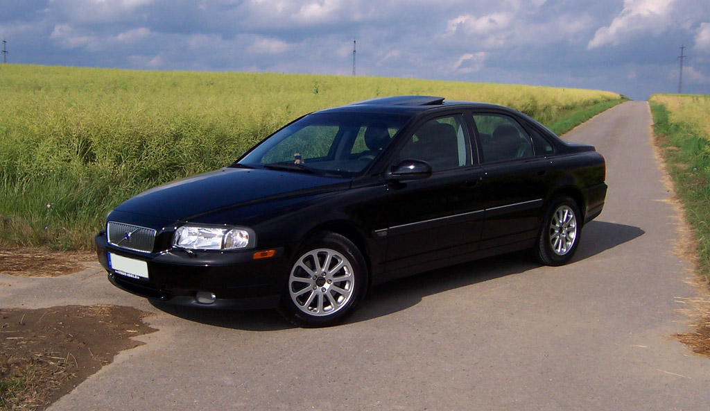 volvo s80 t6 geartronic-pic. 1