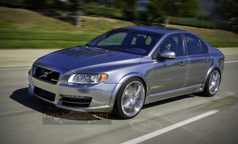volvo s80 t6 geartronic-pic. 2