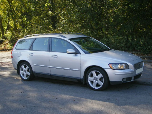 Volvo V 50 2 0 D Photo 56551 Complete Collection Of