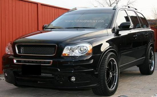 volvo xc90 4 4 v8 photos and comments. Black Bedroom Furniture Sets. Home Design Ideas